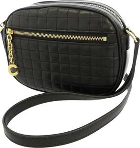Czarna torebka Céline średnia na ramię
