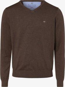 Brązowy sweter Fynch Hatton