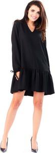 Sukienka Infinite You mini z dekoltem w kształcie litery v