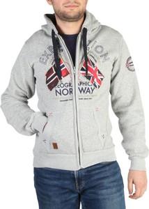 Bluza Geographical Norway z bawełny w młodzieżowym stylu