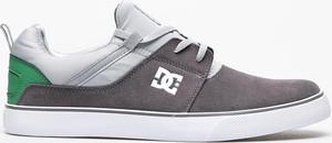 Buty sportowe DC Shoes z zamszu