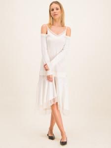 Sukienka Twinset z długim rękawem