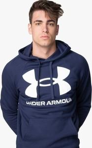 Niebieska bluza Under Armour w sportowym stylu
