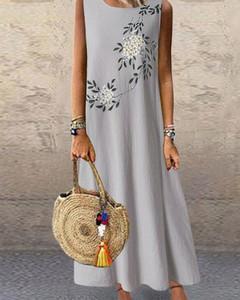 Sukienka Kendallme bez rękawów maxi