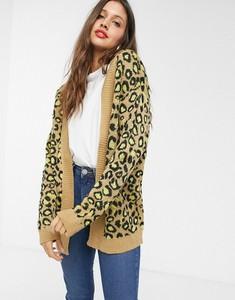 Brązowy sweter Brave Soul w stylu casual