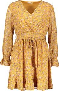 Sukienka My Summer Closet mini z dekoltem w kształcie litery v