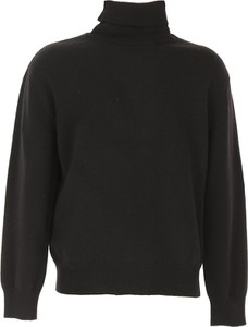 Czarny sweter Dsquared2