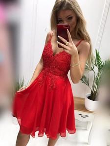 6a203672f9 Czerwone sukienki z bawełny