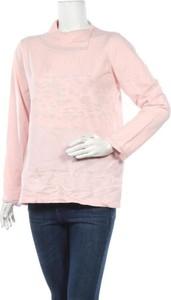 Różowy sweter Noni B w stylu casual