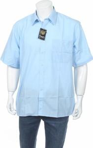 Niebieska koszula Classic