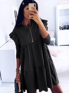 Sukienka Pakuten w stylu casual oversize