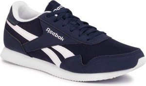 Granatowe buty sportowe Reebok