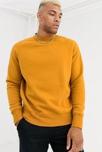 Żółta bluza topman w stylu casual