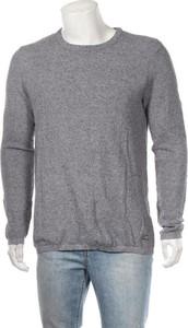 Niebieski sweter Originals By Jack & Jones w stylu casual