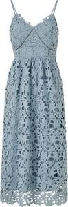 Sukienka Y.A.S maxi z dekoltem w kształcie litery v