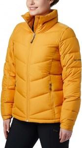 Żółta kurtka Columbia
