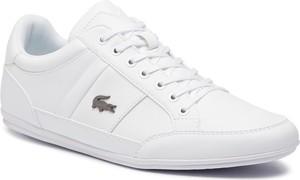 Sneakersy LACOSTE - Chaymon Bl 1 Cma 7-37CMA009421G Wht/Wht
