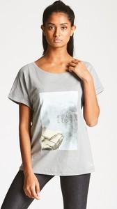 T-shirt Dare 2b z krótkim rękawem z bawełny z okrągłym dekoltem