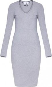 Sukienka Yuliya Babich z dekoltem w kształcie litery v mini
