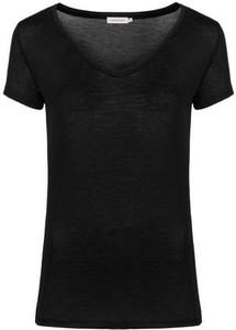 T-shirt Calvin Klein z krótkim rękawem z dżerseju