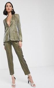 Spodnie Soaked in Luxury w stylu klasycznym