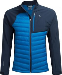 Niebieska kurtka Outhorn z plaru w stylu casual