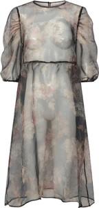 Sukienka A-view z wełny