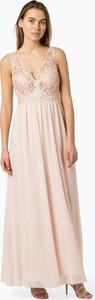 Sukienka SUDDENLY Princess z szyfonu bez rękawów maxi