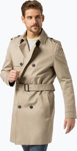 Płaszcz męski Hugo Boss w stylu casual