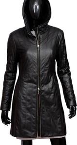05e013b9c541c płaszcze skórzane damskie duże rozmiary - stylowo i modnie z Allani
