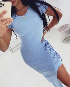 Sukienka Kendallme mini dopasowana