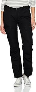 Czarne spodnie Brandit