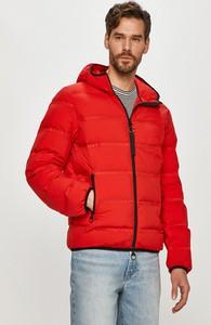 Czerwona kurtka Armani Exchange krótka