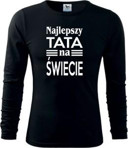 Koszulka z długim rękawem TopKoszulki.pl z bawełny z długim rękawem