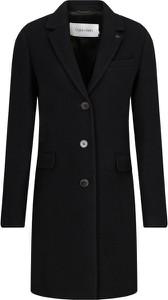 Płaszcz Calvin Klein z wełny