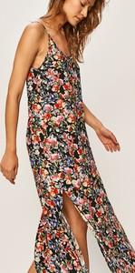 Sukienka Answear z dekoltem w kształcie litery v