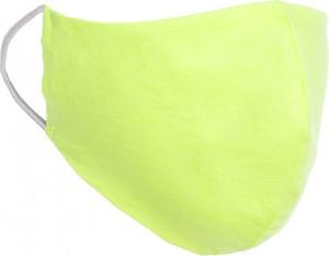MOE Maseczka odzieżowa 3 limonkowa