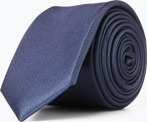 Krawat Olymp Level Five z jedwabiu