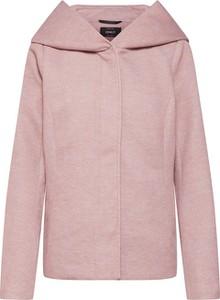Różowa kurtka Only krótka