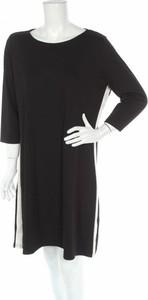 Czarna sukienka ONLY Carmakoma mini w stylu casual