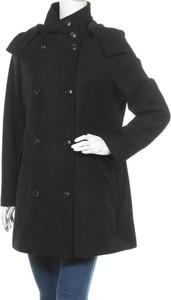 Czarny płaszcz Esprit w stylu casual