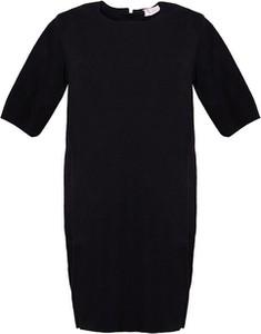Sukienka Stefanel z okrągłym dekoltem mini