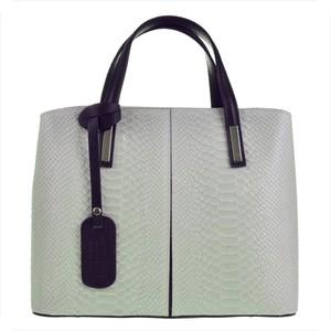 522eafe78259e torebki z wężowej skóry - stylowo i modnie z Allani