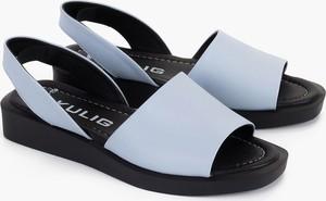 Sandały Kulig w stylu casual ze skóry