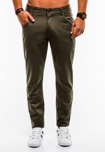 Zielone spodnie Edoti