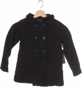 Czarny płaszcz dziecięcy Madden Girl
