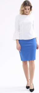 Niebieska spódnica Pretty Girl