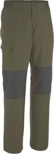 Zielone spodnie sportowe quechua
