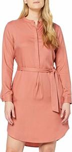 Sukienka amazon.de w stylu casual z długim rękawem mini