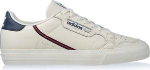 Buty Continental Vulc Adidas Originals (cloud white/navy/scarlet)